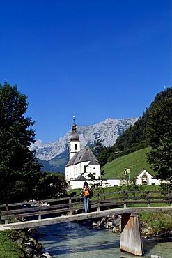 Ramsau, Berchtesgadener Land district, Bavaria, Germany, Europe