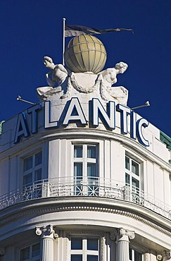 Kempinski hotel Atlantic in Hamburg Germany