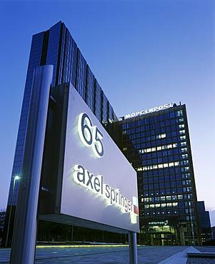 Axel Springer AG, Berlin, Germany