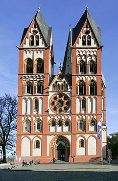 The Cathedral of Limburg, Limburg, Hesse, Germany