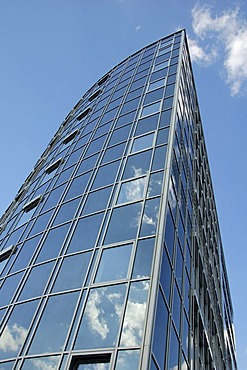 Skyscraper in Leipzig, Germany