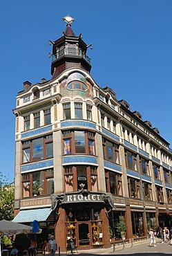 Riquet House, Leipzig, Saxony, Germany