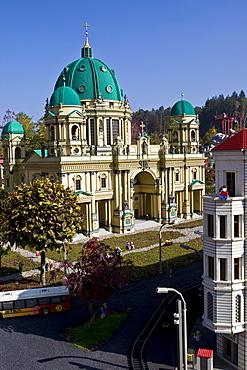 Legoland, Guenzburg, Bavaria, Germany