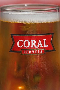 Beer glass Coral - Madeira