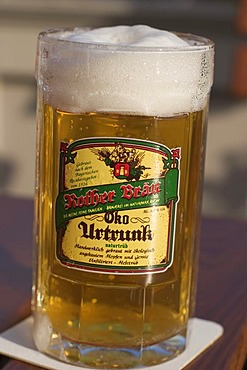 Beer glass - Franconia - Germany