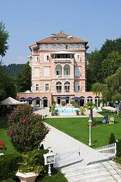 Hotel Astoria in Poertschach at lake Woerther See - Carinthia - Austria
