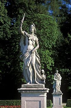 Nymphenburger Park Munich Germany