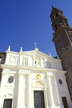Cathedral de la Seo, Zaragoza, Aragon, Spain