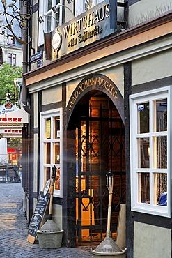 Wirtshaus Am Kohlmarkt inn, Braunschweig, Brunswick, Lower Saxony, Germany