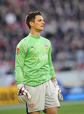 Goalkeeper Sven ULREICH VfB Stuttgart