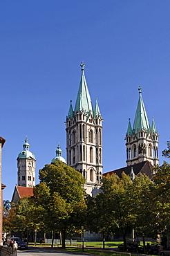 Naumburg Cathedral, Naumburg, Saxony-Anhalt, Germany, Europe