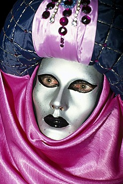 Mask, Carnival, Venice, Italy