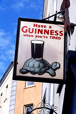 Funny Guiness advertising, Ireland