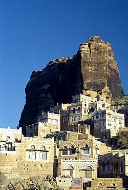 At Tawilah, Highlands, Jauf, Yemen, Middle East