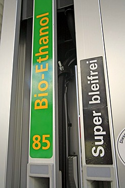Advice on a filling station for Bio Ethanol E 85