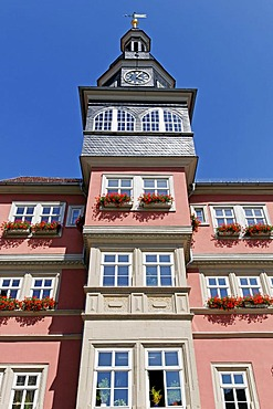 Town Hall of Eisenach, Thuringia, Germany, Europe