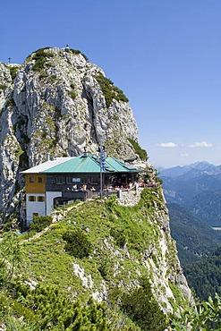 Tegernseer Huette, Buchstein, Upper Bavaria, Bavaria, Germany