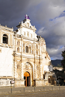 San Francisco El Grande Church, Antigua, Guatemala, Central America