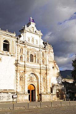 San Francisco El Grande Church, Antigua, Guatemala, Central America