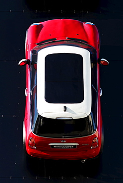 Car, Mini Cooper