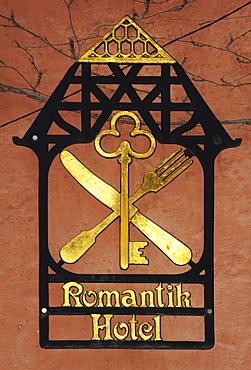 Romantik Hotel, St. Wolfgang on Lake Wolfgangsee, Salzburg, Austria, Europe