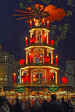 Christmas market Hannover, lower-saxony, Germany