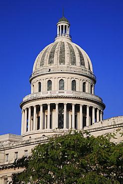 El Capitolio national capitol building, Havana, Cuba, Caribbean