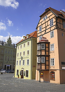 Spalicek, Egerer Stoeckl, Cheb, Eger, Egerland, Czech Republic, Europe