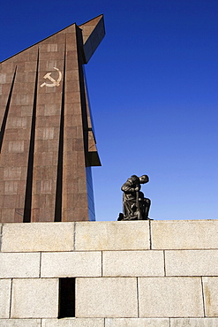 Soviet War Memorial, Treptow, Berlin, Germany