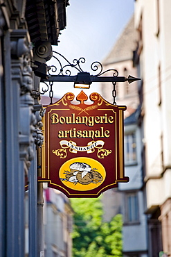 Wine bar, Strasbourg, Alsace, France, Europe
