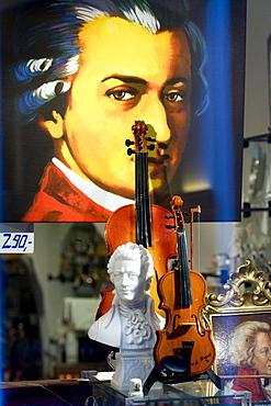 Souvenirs, Salzburg, Austria, Europe