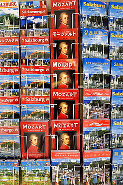 International travel guide, Salzburg, Austria, Europe