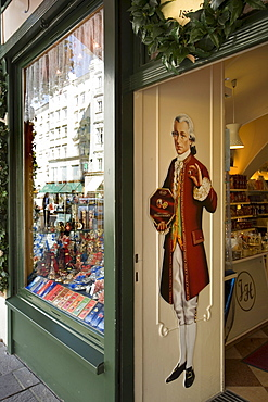 Candy store at the Old Market, Salzburg, Salzburger Land, Austria, Europe