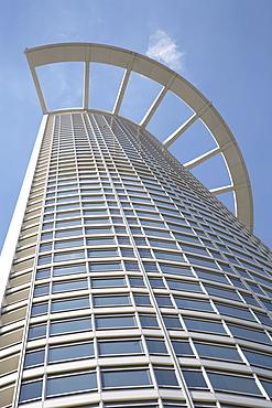 DZ Bank, Frankfurt am Main, Hesse, Germany, Europe