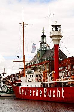 Ship restaurant Deutsche Bucht, Lower Saxony