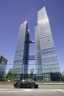 Highlight Towers Munich, Germany