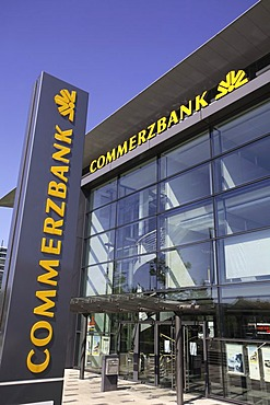Commerzbank Munich office, Germany