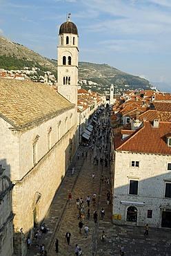 Historic town of Dubrovnik (Ragusa), Dalmatia, Croatia