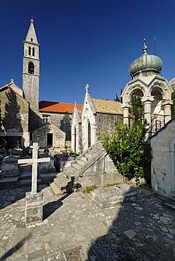 Belvedere viewpoint near Orebic, Peljesac peninsula, Dalmatia, Croatia