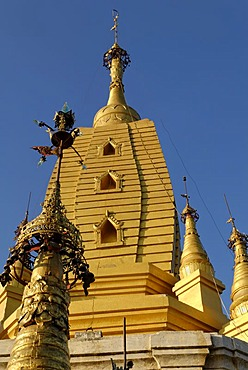 Adoration of the Nats, Mount Popa, Myanmar