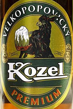 Czech beer, beer from Plzen, Pilsen, Bohemia, Czech Republik