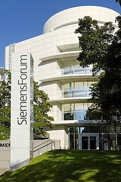 Siemens Forum, Munich, Bavaria, Germany