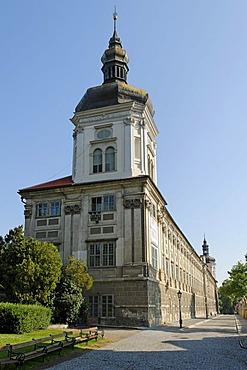 Jesuite college, historic old town of Kutna Hora, Kuttenberg, central Bohemia, Czech Republic
