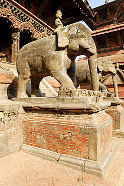 Vishwanath temple, Durbar Square of Patan, Lalitpur, Kathmandu, Nepal