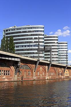 Trias office building, Berlin, Germany, Europe