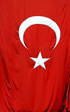 Turkish flag, Turkey