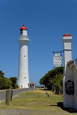 Great Ocean Road, Split Point Lighthouse, Aireys Inlet, Victoria, Australia
