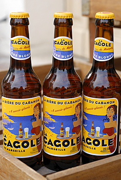 La Cagole, Beer from Marseilles, Marseilles, Provence-Alpes-Cote d'Azur, France