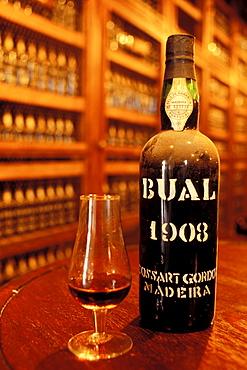 1908 Bual Madeira Wine, Madeira, Portugal, Europe