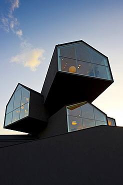 Vitra Haus building, Vitra Design Museum, architects Herzog & de Meuron, Weil am Rhein, Baden-Wuerttemberg, Germany, Europe